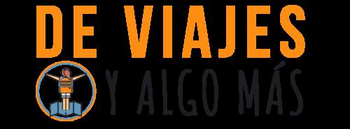 Logo de De viajes y algo mas